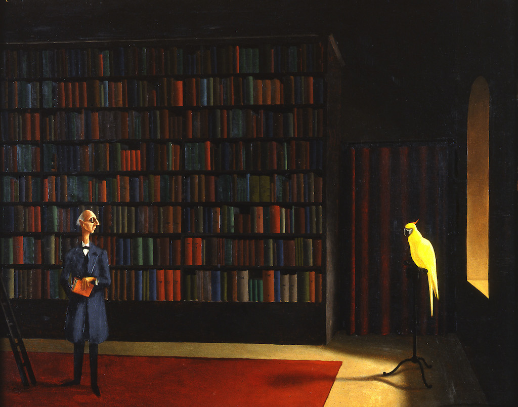 Franz Sedlacek. Bibliothek. vor 1939