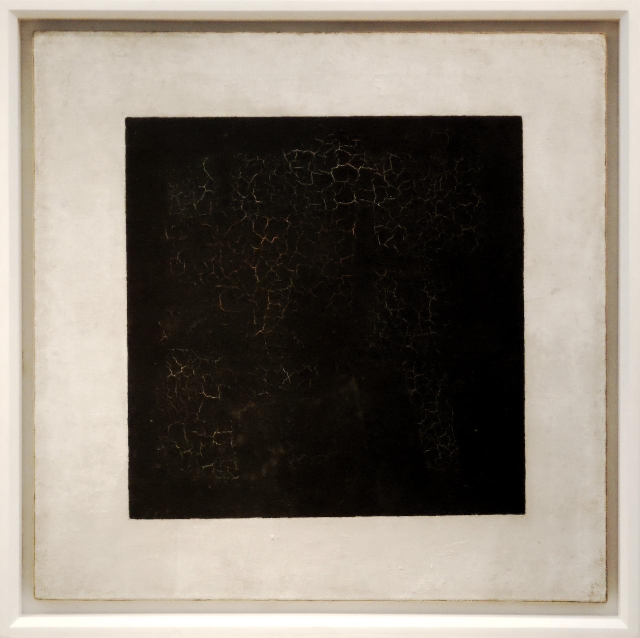 Kasimir Malerisch. Schwarzes Quadrat. 1915